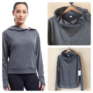 Marika women's hooded sweatshirt, large